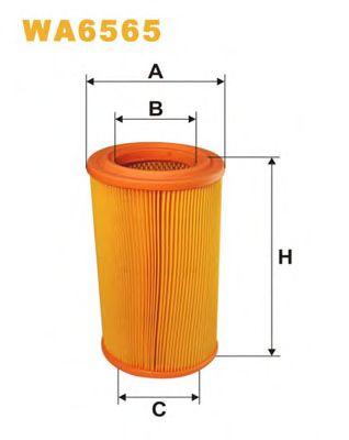 Воздушный фильтр WIXFILTERS арт. WA6565