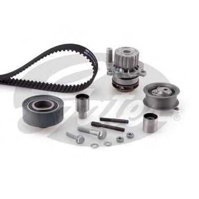 Комплект (ремінь+ролик+помпа) Gates KP15559XS1