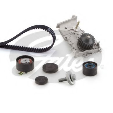 Комплект (ремінь+ролик+помпа) Gates KP15671XS
