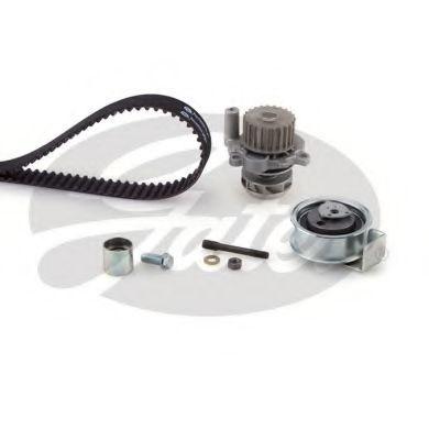 Комплект (ремінь+ролик+помпа) Gates KP35491XS1