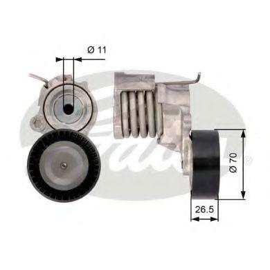 Натяжний ролик Gates T39115