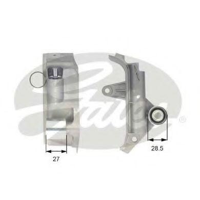 Успокоитель, зубчатый ремень GATES арт. T43025