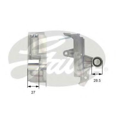 Успокоитель, зубчатый ремень GATES арт. T43028