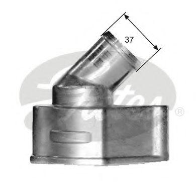 Термостат, охлаждающая жидкость Gates - TH15087G1