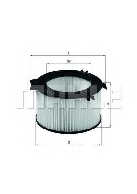 Фильтры прочие Фильтр, воздух во внутренном пространстве KNECHT арт.