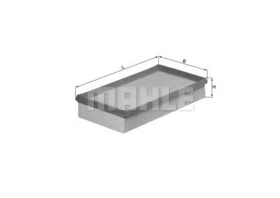 Фильтры воздуха салона автомобиля Воздушный фильтр KNECHT арт. LX993