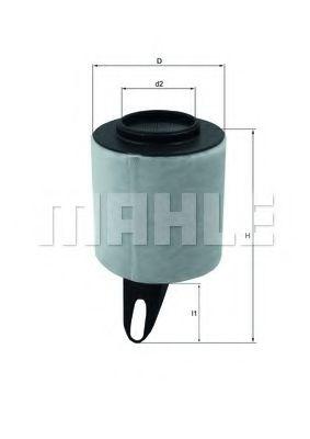 Воздушный фильтр KNECHT арт.