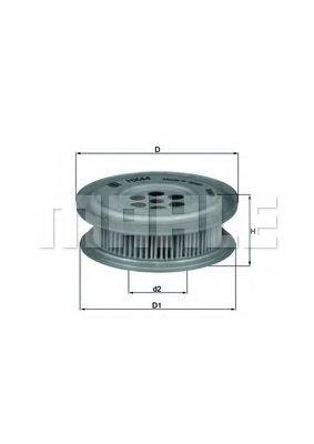 Фильтры АКПП Гидрофильтр, рулевое управление KNECHT арт.