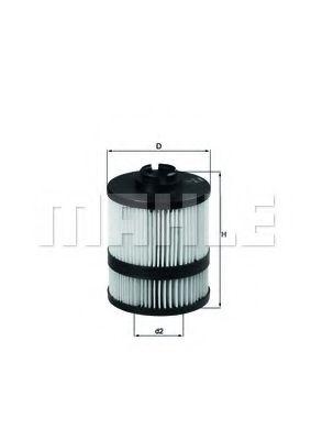 Фильтры масляные Масляный фильтр KNECHT арт. OX563D