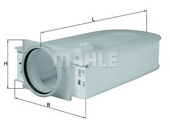 Фильтры воздуха салона автомобиля Воздушный фильтр KNECHT арт. LX1833
