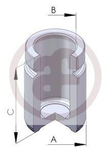 Поршень, корпус скобы тормоза AUTOFREN SEINSA - D02588