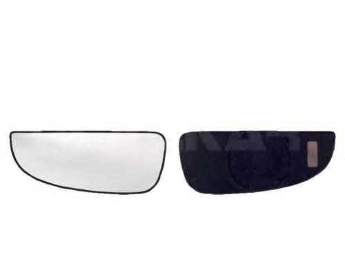 Зеркальное стекло, наружное зеркало ALKAR арт. 6411922