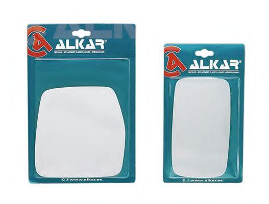 Зеркальное стекло, узел стекла ALKAR арт. 9502603