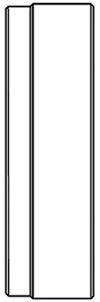 Шарнирный комплект, приводной вал GSP арт. 603001