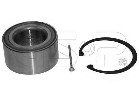 Комплект подшипника ступицы колеса GSP арт.