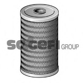 Фильтры топливные Топливный фильтр PURFLUX арт. C518