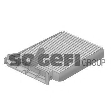 Фильтр, воздух во внутренном пространстве PURFLUX арт. AHC418