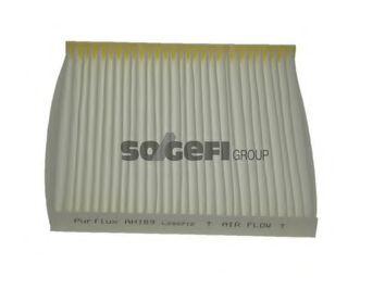 Фильтры прочие Фильтр, воздух во внутренном пространстве PURFLUX арт.