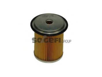 Фильтры топливные ФИЛЬТР ТОПЛИВА PEUGEOT 406 2.1 TD 10/95- PURFLUX арт.