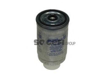 Фильтры топливные ФИЛЬТР ТОПЛИВА C-JUMPER, P-BOXER 2,0 2,2 2,8 HDI ->12/02 PURFLUX арт.