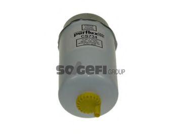 Фильтры топливные Топливный фильтр PURFLUX арт. CS734