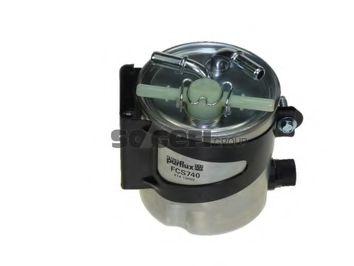 Фильтры топливные ФИЛЬТР ТОПЛИВА Megane II 1.5dCi 2.0dCi без датчика PURFLUX арт. FCS740