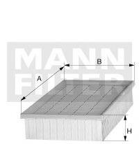 Фільтр повітряний MANN C43712