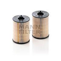 Паливний фільтр MANN PU821X2