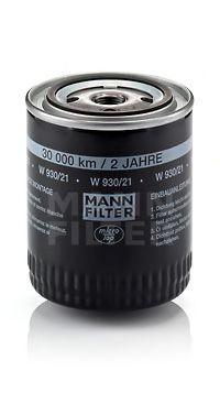Фільтр масляний MANN W93021