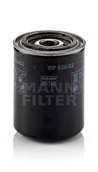 Масляний фiльтр MANN WP92882