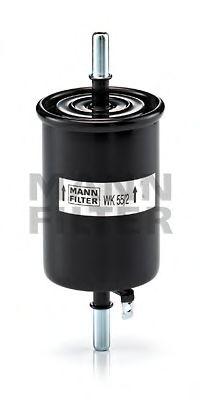 Фільтр паливний MANN WK552