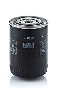 Фільтр масляний MANN W9331