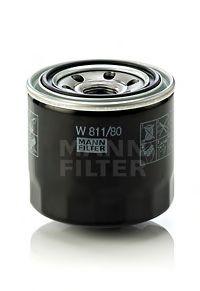 Фільтр масляний MANN W81180