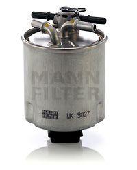 Фільтр паливний MANN WK9027