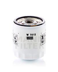 Фільтр масляний MANN W7015
