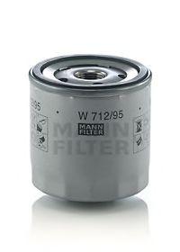 Масляный фильтр MANN - W71295