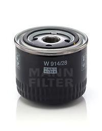Фільтр масляний MANN W91428