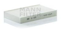 Фільтр салону MANN CU1629