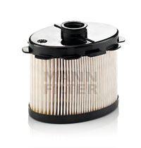 Паливний фільтр MANN PU1021X