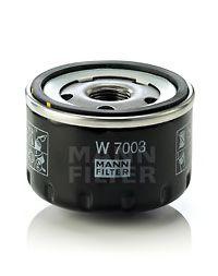 Фільтр масляний MANN W7003