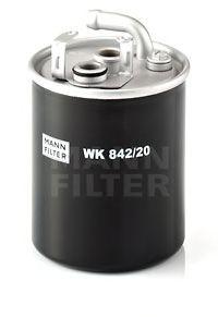 Паливний фільтр MANN WK84220