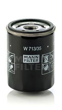 Фільтр масляний MANN W71335