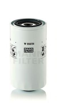 Фільтр масляний MANN W95036