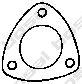 Прокладка, труба выхлопного газа BOSAL арт. 256203
