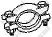 Клемма, система выпуска BOSAL арт. 254787