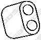 Резиновые полоски, система выпуска BOSAL арт.