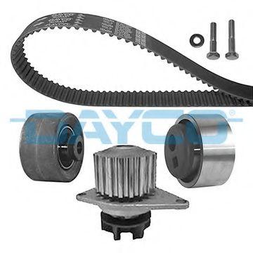 Водяной насос + комплект зубчатого ремня DAYCO арт.