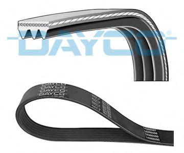 Поликлиновой ремень DAYCO арт. 3PK630