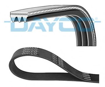 Поликлиновой ремень DAYCO арт. 3PK830