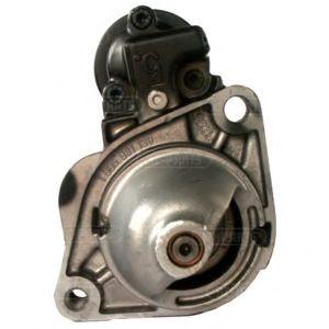 Стартер восст. /0.7кВт z8/ Nissan Micra 1,0-1,4-1,6 HCPARTS арт. JS1305